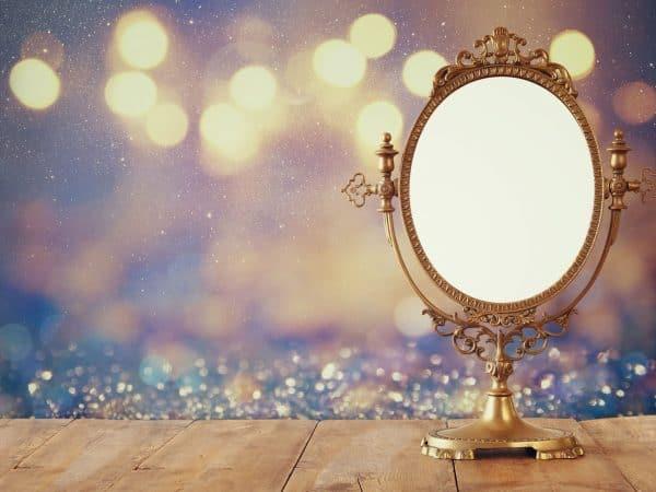 Schminktisch Spiegel