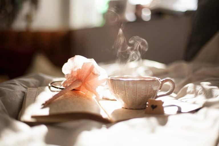 Enspannung mit Tee